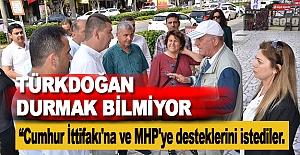 MHP Alanya Saha Çalışmalarını Sürdürüyor