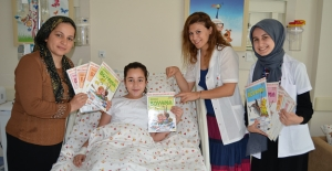 Çocuklara hem eğitici hemdeeğlenceli tedavi