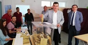 Mustafa Türkdoğan Oyunu Kullandı