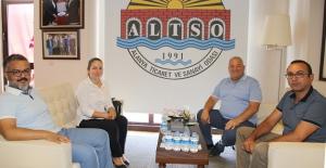 ALTSO, BAKA'yı Alanya'ya Taşıyor