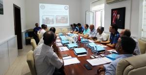 İlçe Güvenlik Danışma Kurulu Toplantısıgerçekleştirildi