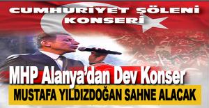 Başkan Türkdoğan'dan Konsere Davet