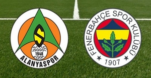 Alanyaspor Fenerbahçe Maçı Saat Kaçta