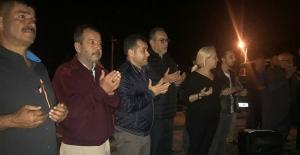 Çatalca Yolcuları Dualarla Uğurlandı