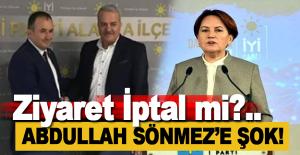 Meral Akşener'in Alanya programı iptal mi oldu