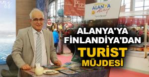Alanya'ya Finlandiya'dan turist müjdesi