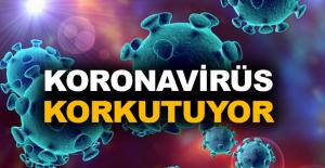 Koronavirüs korkutuyor