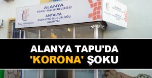 Alanya Tapuda 'Korona şoku