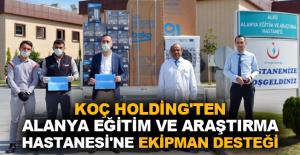 Koç Holding'ten Alanya Eğitim ve...