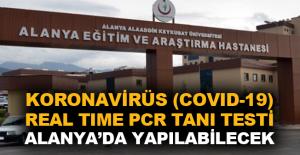 Koronavirüs (Covid-19) Real Time Pcr Tanı...
