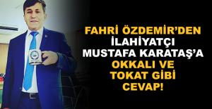 Fahri Özdemir#039;den İlahiyatçı...