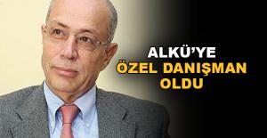 Hasan Sipahioğlu, ALKÜ'ye özel danışman oldu
