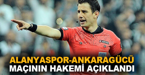Aytemiz Alanyaspor-Ankaragücü...