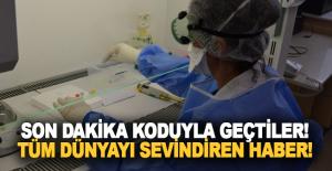 Korona hastalarını kurtaran ilacı duyurdular