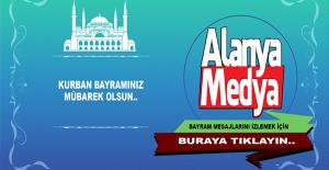 Alanya Gazetesi olarak Kurban Bayramınızı Kutlarız