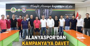 Alanyaspor'dan kampanyaya davet