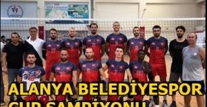 Alanya Belediyespor Cup Şampiyonu