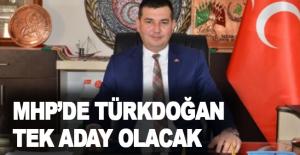 MHP'de Türkdoğan tek aday olacak