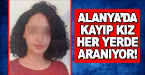 Alanya#039;da Kayıp Kız Her Yerde...