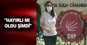 """CHP li Karagöz""""Hayırlı..."""