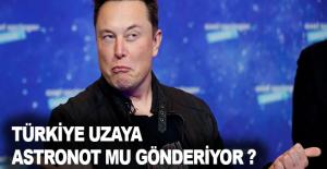 Türkiye Uzaya Astronot mu Gönderiyor...