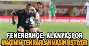 Fenerbahçe, Alanyaspor maçının...