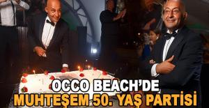 OCCO Beach#039;de Muhteşem 50. Yaş...