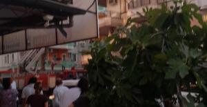 Alanya#039;da otelde yangını