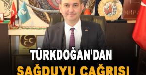 Türkdoğan'dan sağduyu çağrısı