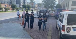 Alanya'da uyuşturucu şüphelileri tutuklandı