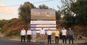 Alanya'da yeni hastane arazisinde incelemeler tamamlandı