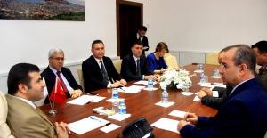 Sınav Koordinasyon Kurul Toplantısı Yapıldı