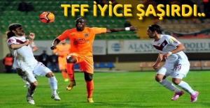 TFF'den Alanyaspor'a ve Taraftara Ceza Yağdı