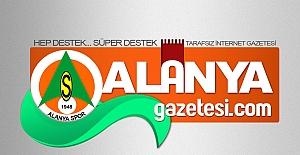 Alanya Gazetesi'nden Alanyaspor'a Destek!