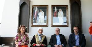 Ekonomi Bakanı Elitaş, Expo 2016 Antalya Sergileme Alanını Gezdi
