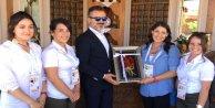 Eski Spor Bakanı Suat Kılıç'ın Yeni İmajı Şaşırttı