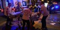 Laf Atma Kavgası Kanlı Bitti: 4 Yaralı