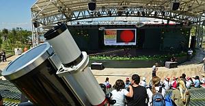 Merkür Geçişi Expo 2016'da İzlendi