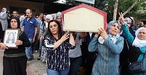 Bombacının cenazesine katılan HDP'lilere şok
