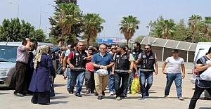 Antalyada FETÖ soruşturması: 33 tutuklama