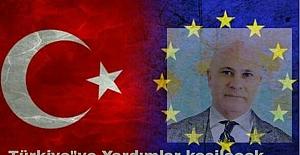 Türkiye'ye AB Yardımları Kesilecek