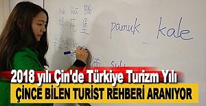 Türk Rehberlerin Çince Telaşı