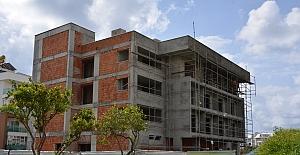 Alanya Hasta yakınları tesisinde son rötuşlar yapılıyor