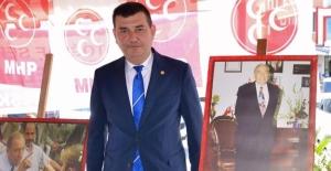 Mustafa Türkdoğan'nın Alparslan Türkeş'i anma mesajı