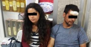 Alanya'da Hırsızlar Tutuklandı