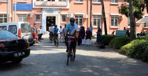 Alanya'dan Konya'ya Pedal Çevirecek