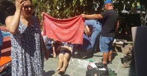 Havuza Giren Rus Turist Boğuluyordu