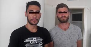 Alanya'da 2 Plaj Faresi Yakalanarak Tutuklandılar