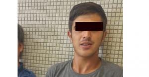 Alanya'da Bıçaklı Gaspçı Tutuklandı