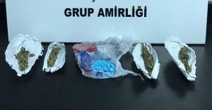 Alanya'da uyuşturucu tacirleri kıskıvrak